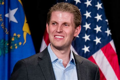 donald trump son eric eric trump fratboys are waterboarded every day nymag