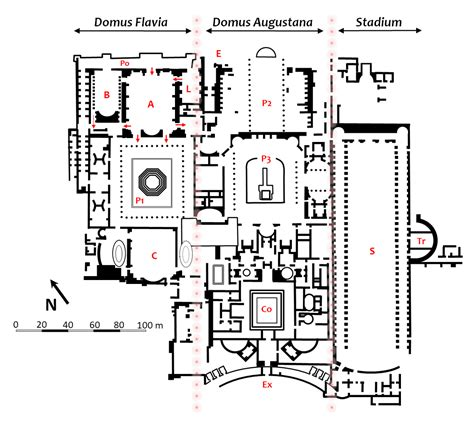 Roman House Floor Plan by Domus Augustana Wikipedia