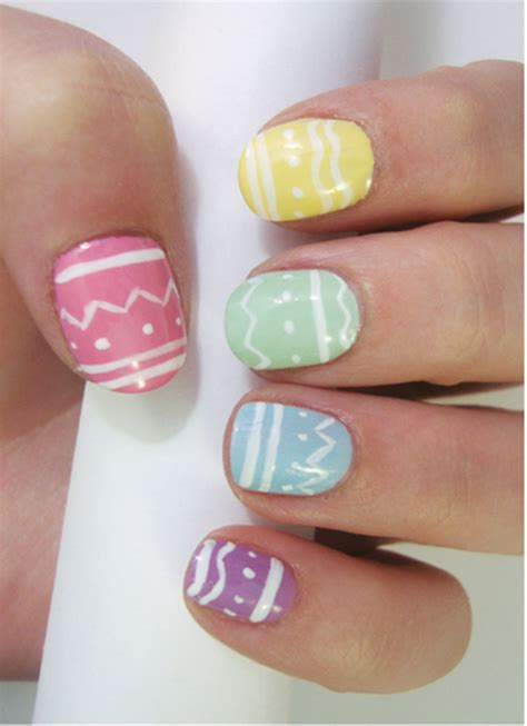 nail art easter tutorial 40 insanely cute easter nail designs for your inspiration