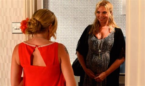 meet the mitchells ronnie and roxy join cousin phil on eastenders eastenders ben comes home and ronnie surprises roxy