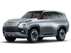 mitsubishi car new model mitsubishi pajero new model 2015 2017 car reviews