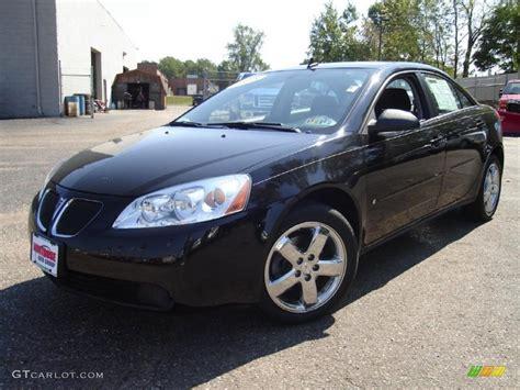 pontiac g6 black 2008 black pontiac g6 gt sedan 35998889 gtcarlot