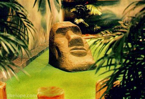Tiki Hut Mini Putt tiki hut mini putt located inside the incredabowl bowling ally in overland park kansas has a
