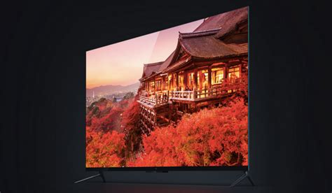Xiaomi Launches World S xiaomi launches quot world s thinnest quot 4k led television in india at rs 39 999 187 phoneradar