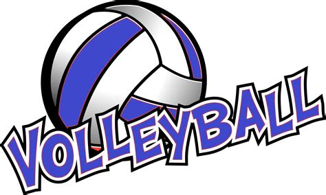 clipart volleyball volleyball clipart holy cross
