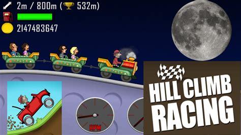 mod game hill climb racing hill climb racing para android mod youtube