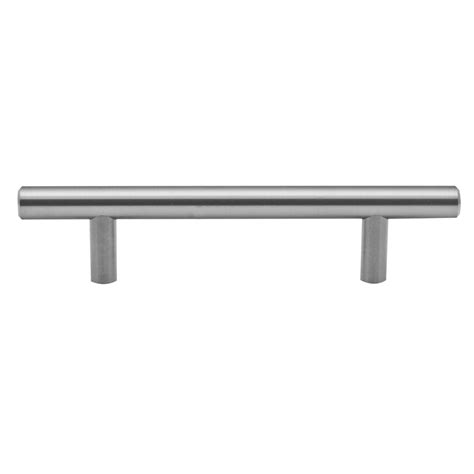 Bunnings Cabinet Handles by Prestige 96mm Brushed Stainless Steel Pull Handle