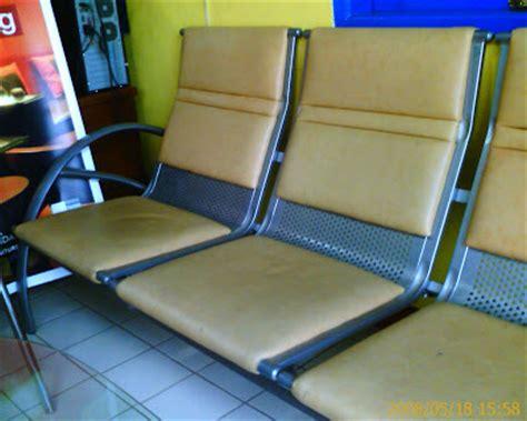 Kursi Keramas Jok Abu Abu barang bekas bagus