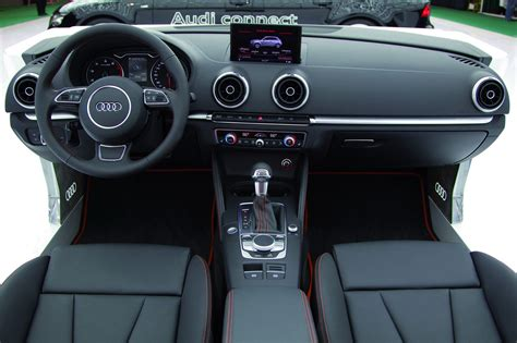 2013 audi a3 interior us audiboost 2013 audi a3 interior design revealed which also led to a partial exterior design to