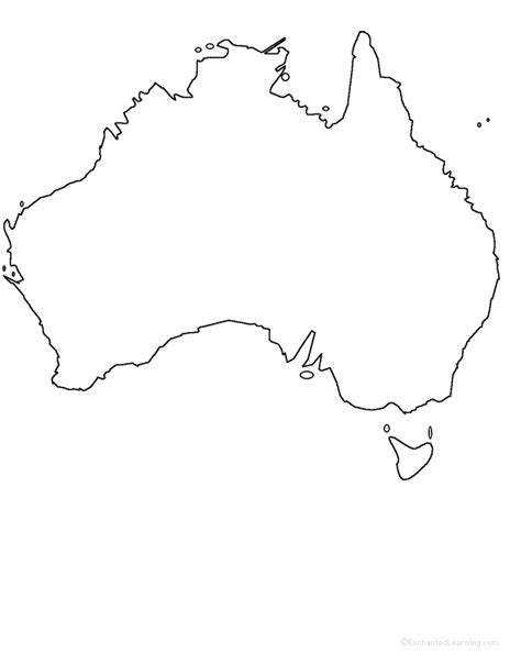 australia map template australia states and territories zoomschool