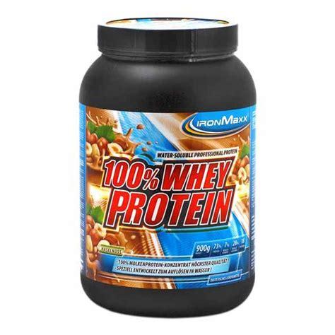 Ironmaxx Protein Ironmaxx Whey Protein Hazelnut Powder Digestable