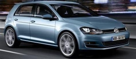 Salon De L Auto Golf 7 volkswagen golf 7 les tarifs challenges