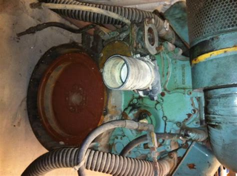 sell detroit diesel  marine engine motorcycle  harsens island michigan
