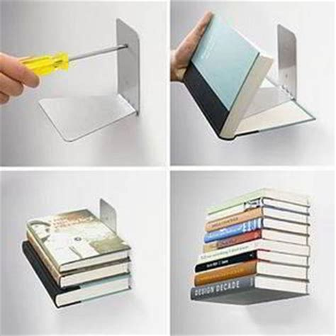 Rak Buku Perpustakaan Stainless Steel Book Rack 15 ideas de estanterias caseras originales