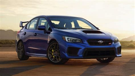 2019 subaru sti review the 2019 subaru wrx sti limited review review car 2019