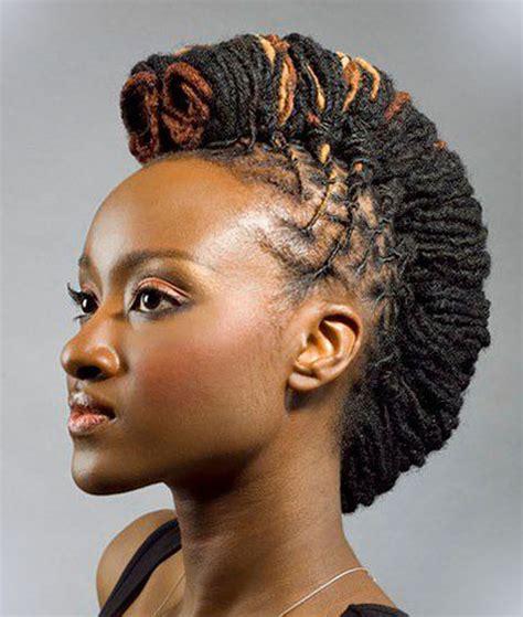nigerian hear styles for women mohawk styles for black women 2016 hairstyles spot