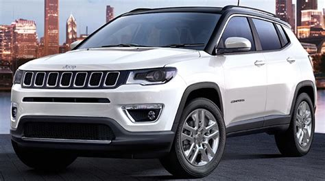 jeep compass price jeep compass on road price list in delhi of longitude