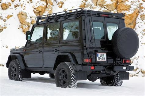 G Wagon Roof Rack by Professional Roof Rack For G Wagen Pur Edition G