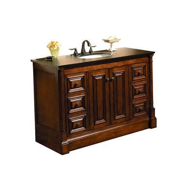 Home Depot Bathroom Vanities Canada by Magick Woods 48 In Wentworth Vanity Base Home Depot