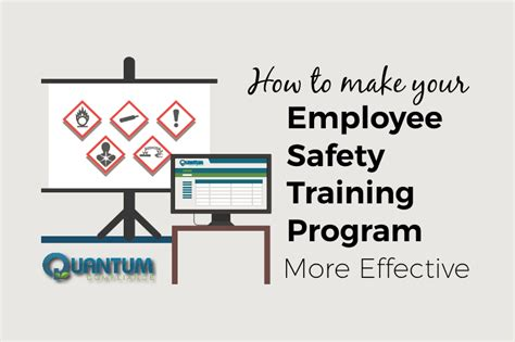 how to make your employee safety program more