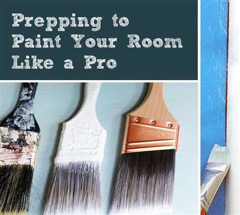 how to paint a room like a pro prepping to paint your room like a pro pretty handy bloglovin