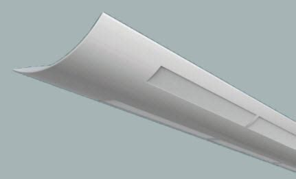 Indirect Lighting Fixtures Linear Indirect Fluorescent White Lens Light Fixture Indirect Light Fixtures