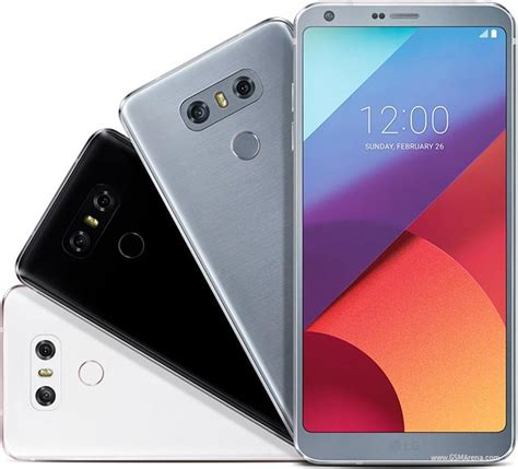 Hp Lg G6 lg g6 pictures official photos