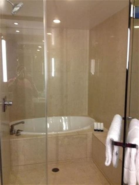 combined bath and shower picture of resort casino