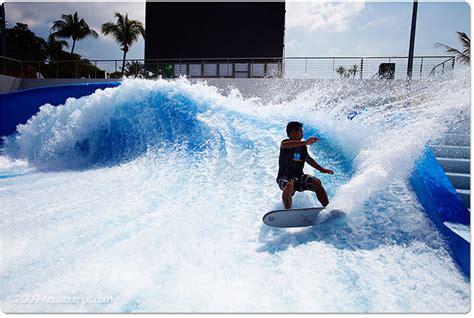 wave house aquabumps