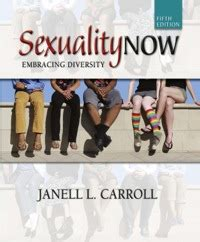 sexuality now embracing diversity books sexuality now embracing diversity 5th edition