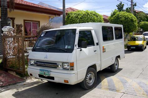 mitsubishi van mitsubishi l300 van for sale