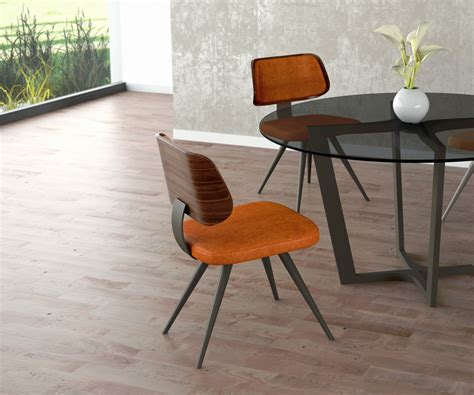 aimee chairs by elite modern furniture from leading