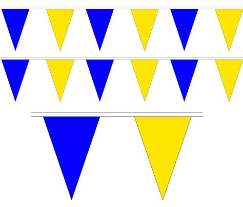 Diy Bunting Flag 1 10m 20 flags colour bunting flags pennants