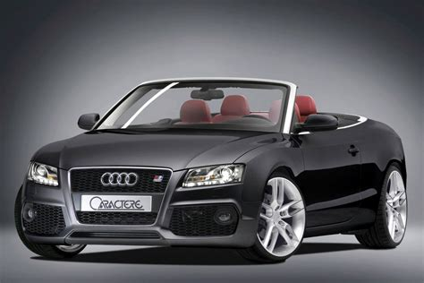 Audi Cabrios by Audi A5 Cabrio Technical Details History Photos On