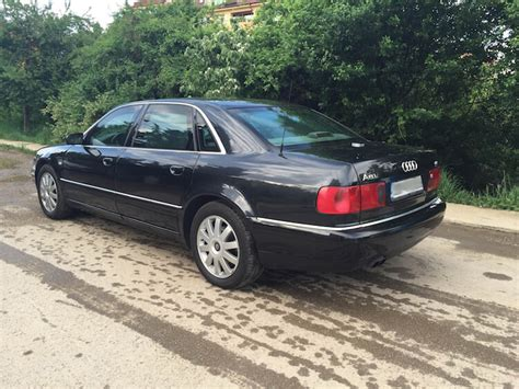 Armored Audi A8 car profile armored audi a8 sedan