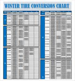 Semi Truck Tire Size Calculator Tire Conversion Chart 7 Documents In Pdf