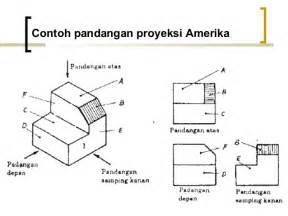 ukuran format gambar teknik gambar teknik