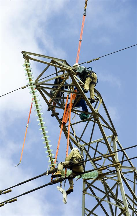 Live Line Operation And Maintenance Of Power Distribution Networks transmission distribution lines