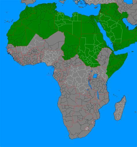arab league map arab league map world maps