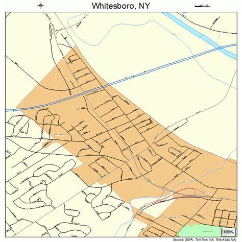 whitesboro map whitesboro new york map 3681710
