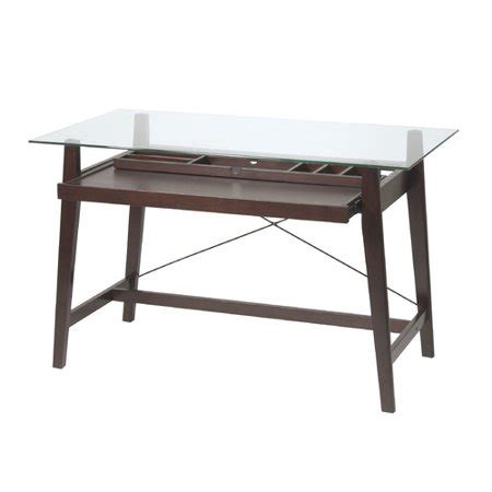 writing desk with keyboard tray osp designs writing desk with keyboard tray walmart com