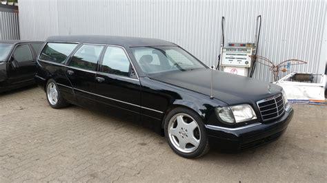 Standartenhalter Auto by 1997 Mercedes W140 S Klasse Kombi Dein Auto