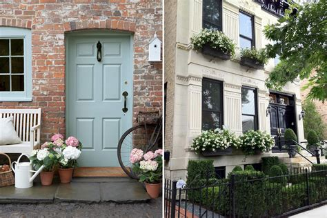 Add Curb Appeal - adding kerb appeal to a victorian cottage