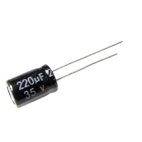 220uf 35v electrolytic capacitor 220uf 35v electrolytic capacitor india rs 3 50 component7