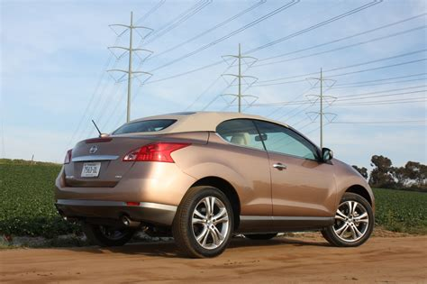 nissan crosscabriolet nissan murano crosscabriolet being phased out no