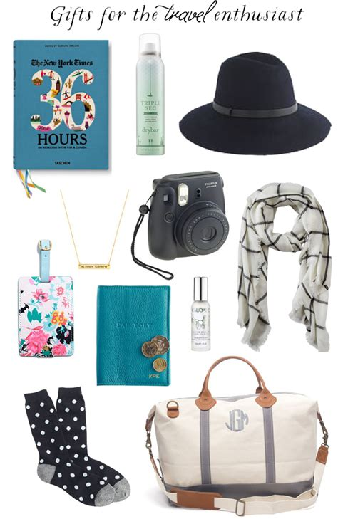 28 best christmas gifts for travel enthusiasts