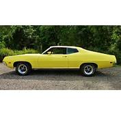Screaming Yellow Zonker 1971 Ford Torino GT