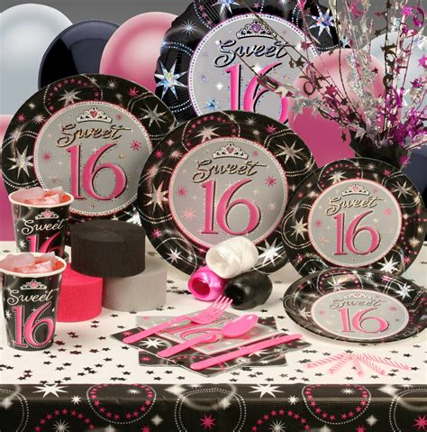 sweet 16 theme decorations sweet dress sweet 16 themes