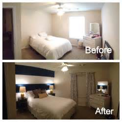 Diy Bedroom Makeover Ideas Diy Bedroom Makeover Master Bedroom Pinterest