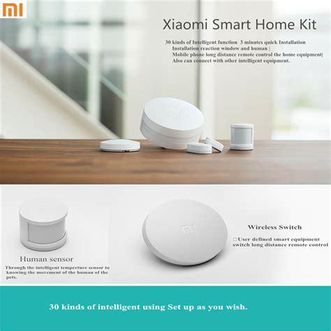 Xiaomi Sensor Smart Home Kit xiaomi smarthome kit